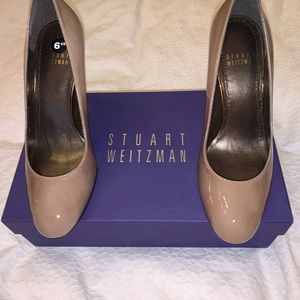 Stuart Weitzman Pumps Tan/Brown - Size 6.5 NEW